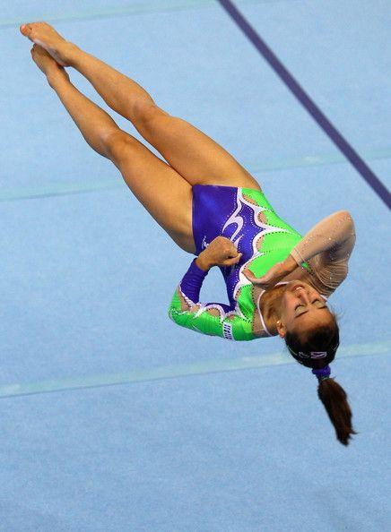 Carlotta Ferlito Photo - Youth Olympics Day 8 - Gymnastics
