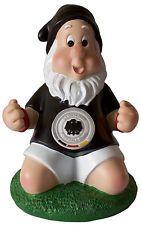 DFB Deutschland Gartenzwerg Zwerg Schwarz Groß Fan Artikel #gartenzwerg #gartenfigur #gnom #gartendeko #gartendekoration #gartenschmuck #fußball #nationaltrikot