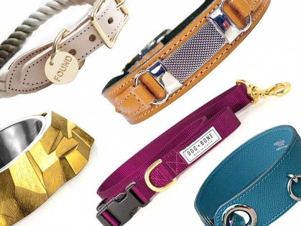 The Poshest Accessories for Your Pampered Pet: All the best goods for Man's best friend. via @domainehome