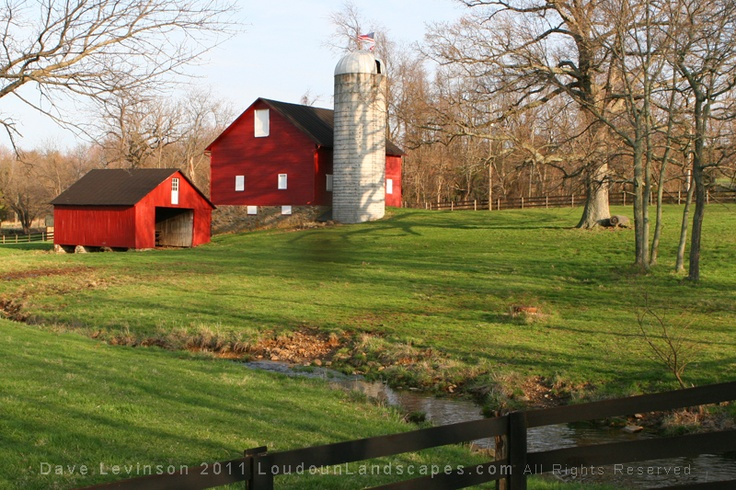 Loudoun County, Virginia ~one of the most beautiful landscapes in the country    I love living in Loudoun County!