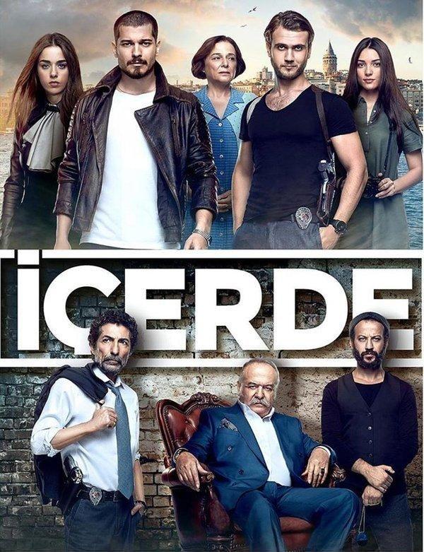 Icerde (TV Series 2016- ????)