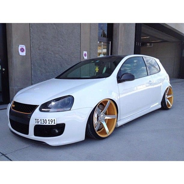 Can't wait to see the new setup  #vossen #teamvossen #vw