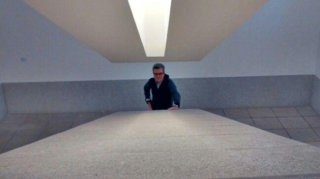 Vamos avanzando como sociedad. Antigua sede de la supuesta Santa Inquisición... Reconvertido en Centro de Arte - Forum Almeida en Evora