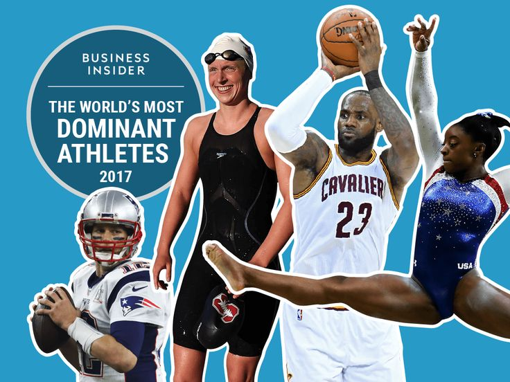 The 50 most dominant athletes alive - How do you define dominance? How do you compare the achievements of athletes all around the world, in different leagues, in different sports?  There's no exact formula, but we're once again giving it a shot by ranking the most dominant athletes in the world.  Every aspect counts — athletes who crush opponents with power, speed, or technique, athletes who win individual accolades, athletes who reach the pinnacles of their sports, both individually or with…