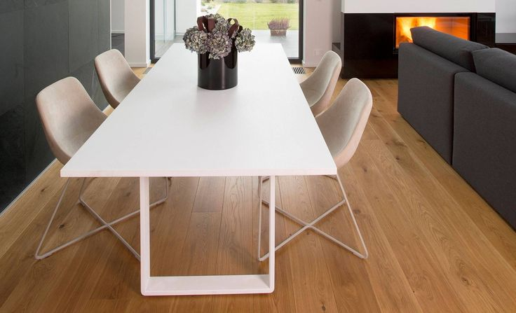 NOTI tworzy domu. Ta piękna, prosta, skandynawska jadalnia jest ich dzieła. #home #inspirations #skandynawski #styl #minimalizm