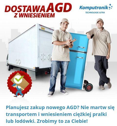 Kup sprzęt AGD z dostawą w promocyjnej Cenie!!! http://www.komputronik.pl/dostawaagd
