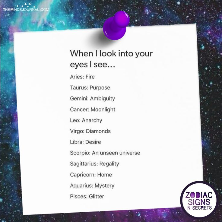When I Look Into Your Eyes I See... - https://themindsjournal.com/look-eyes-see/