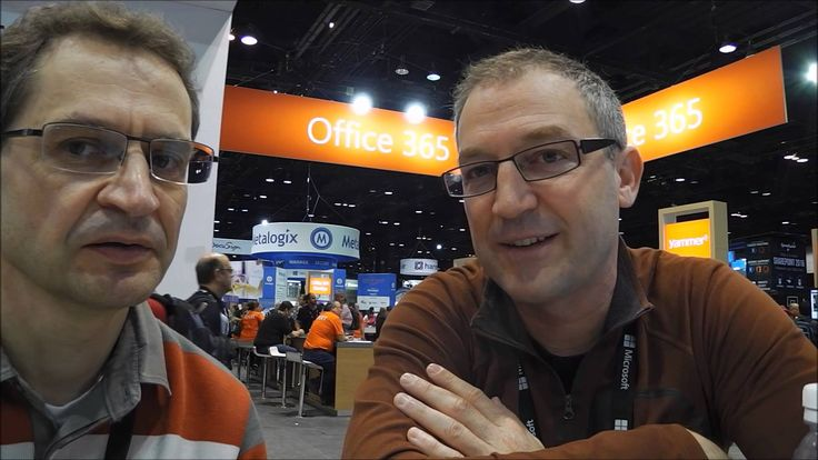 Mark Kashman about NextGen Portals, Office 365 Groups, SPS Paris and much more #msignite