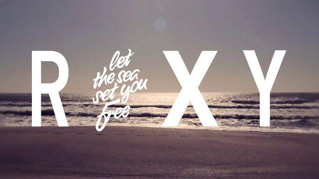 Roxy ~let the sea set you free~