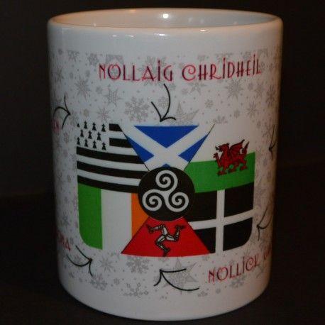 Souhaitez un Joyeux Noël en langues celtes !