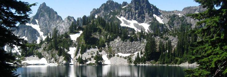Snow Lakes Trail Pacific Crest Trail Klamath Falls, OR US