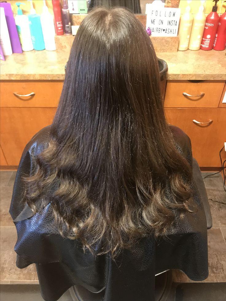 Before - Balayage Vibes | Hair: @hairby.ashli | #redken #hairbyashli #behindthechair  Instagram: @Hairby.ashli Facebook: @Hair by Ashli  Chatters Hair Salon- Grandview Corners White Rock, BC 🇨🇦