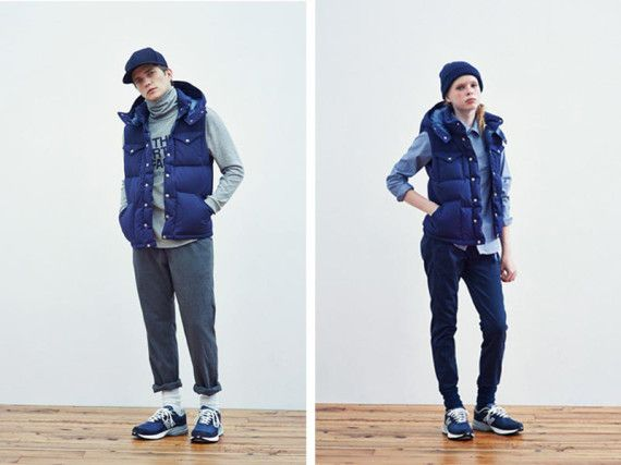 The North Face Purple Label - Fall/Winter 2013 Collection Lookbook - FreshnessMag.com