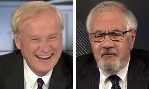 Barney Frank horribly smears Justice Scalia in his grave; MSNBC's cries 'that's not funny' as he cracks up