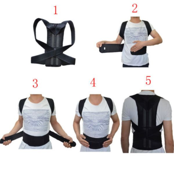 Back Posture Corset Corrector for Men and Women
