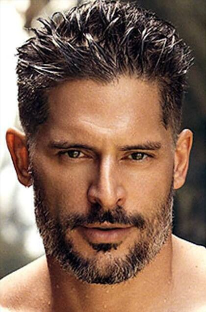 Joe Manganiello    6/2014 People Magazine - Bachelor edition...