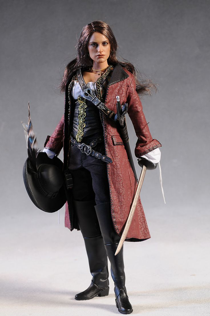Pirates of the Caribbean Angelica action figure | Toys ...
