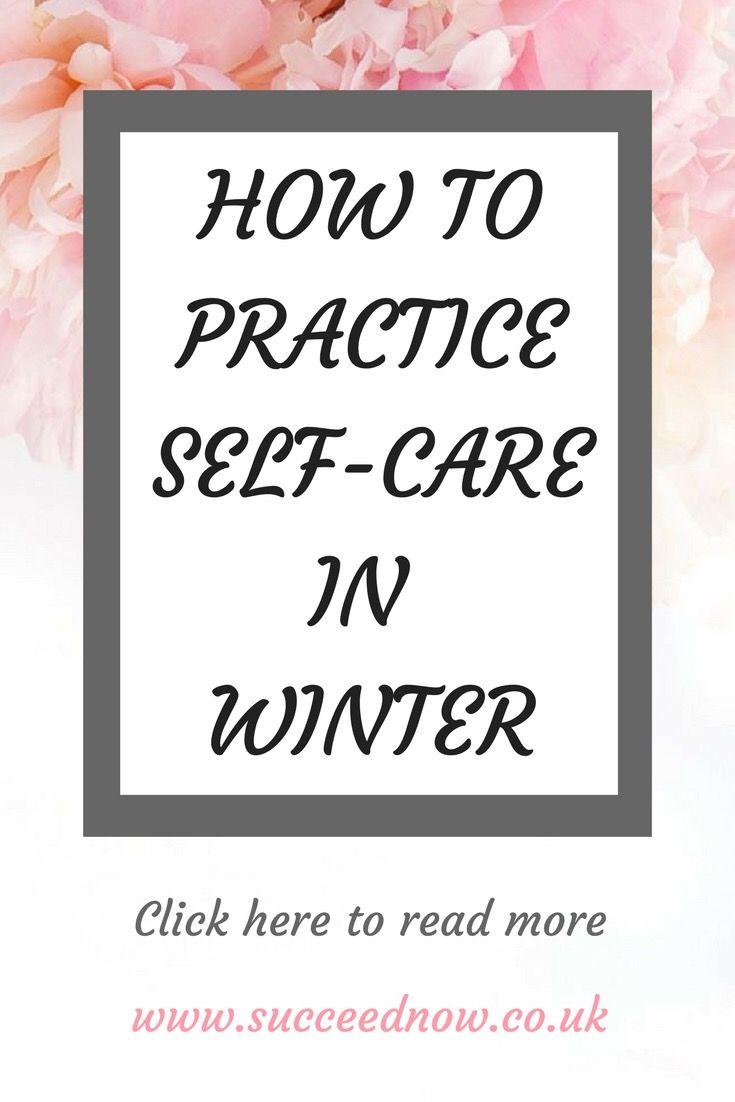 Self-care ideas for winter