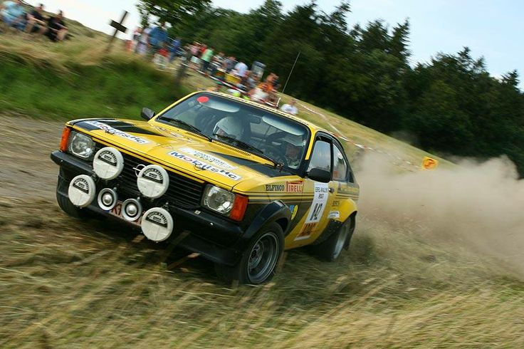 Opel Kadet C GTE