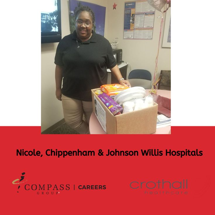 Nicole Is Constantly Being Recognized By Patients And Others At Chippenham Johnston Willis Hospitals For Her Compassionate And Empat Willis Hospital Johnston