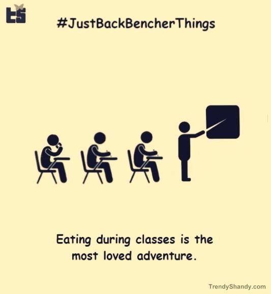 TrendyShandy - Just Back Bencher Things 3