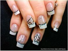 Image result for Supercross Nail Designs