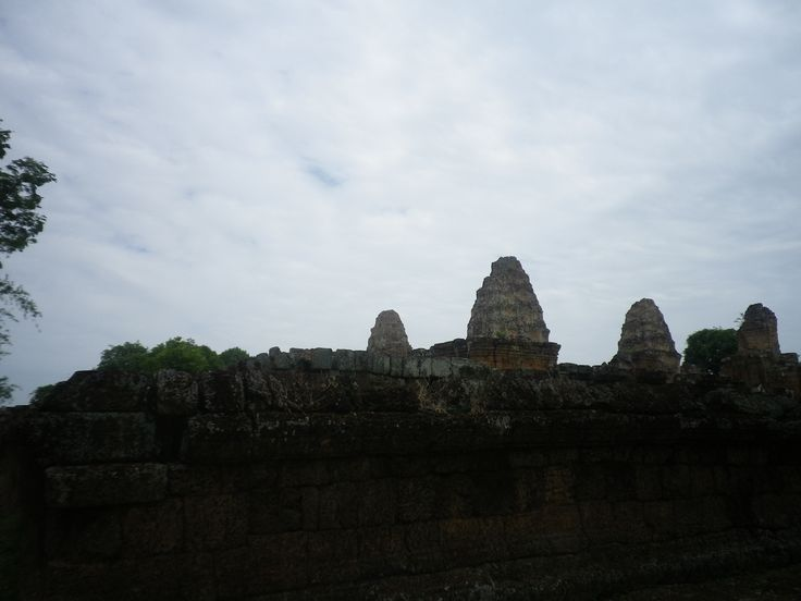View of east Mebon temple