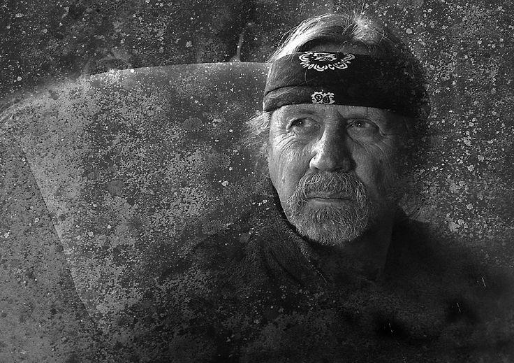 Bjarne Hansen self portret