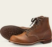 Have a look at this #Redwing men's #boots 3343 Blacksmith Heritage #Work Copper Rough & Tough