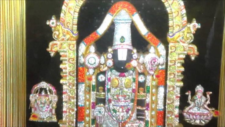 Venkateswara Swamy Vigraha Prathista - 4