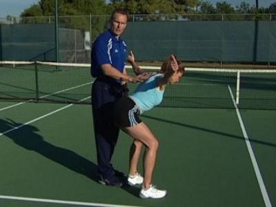 Y T W & L - Standing - Rehab for separated shoulder