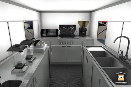 food truck design inside - Buscar con Google