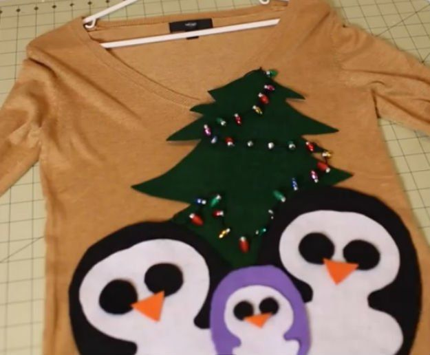 cheap ugly christmas sweaters