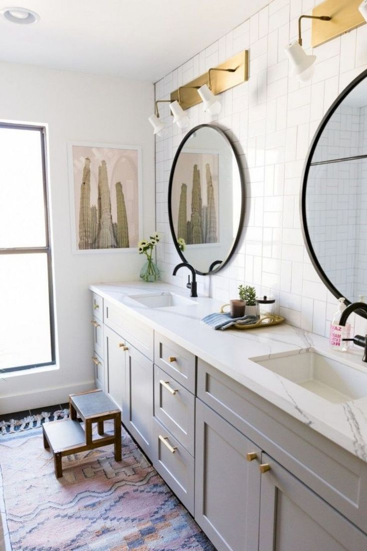 31 inspiring diy remodeling bathroom projects on a budget on bathroom renovation ideas white id=65632