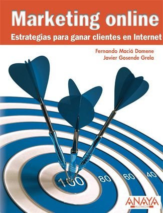 Índice del libro Marketing Online – Estrategias para ganar clientes en Internet de Fernando Macia #nosinspiran #marketingOnline