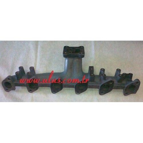 6136-11-5110 Eksoz Manifoltu S6D105 Komatsu Motor