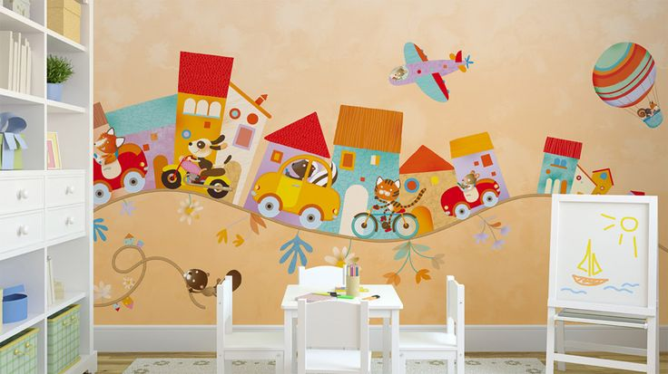 #Wallpaper #Duvarkagidi LULLABY,GL5491