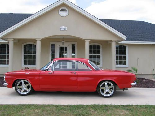 Ive always wanted to build a Corvair This 63 is awesome  Car
