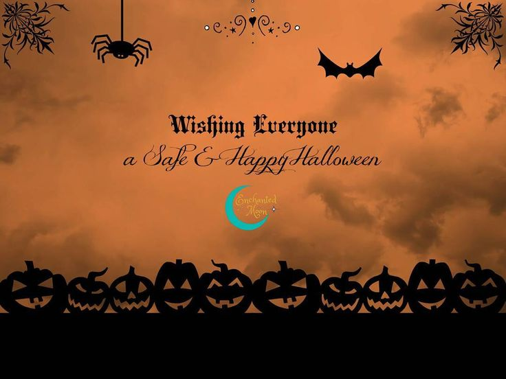 Enchanted Moon would like to wish everyone a safe and Happy Halloween!   Check out our website link in the bio to shop and also receive 10% off your first purchase.  Or find us on Etsy at Enchanted Moon Company!  #enchantedmoon