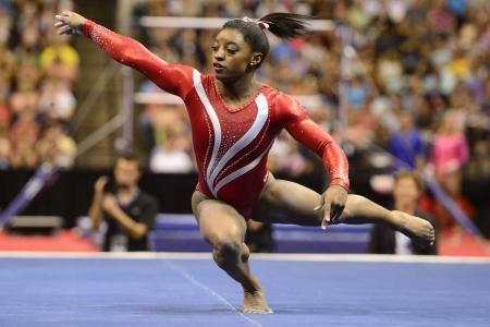 Simone Biles, Gymnastics, United States