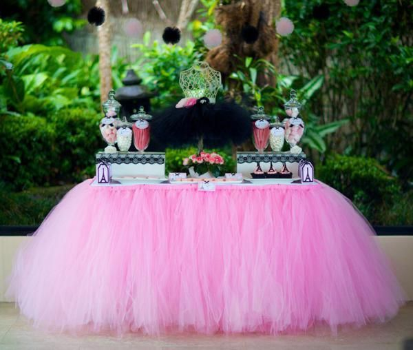 Ballerina in paris + Parisian ballet party via Kara's Party Ideas karaspartyideas.com
