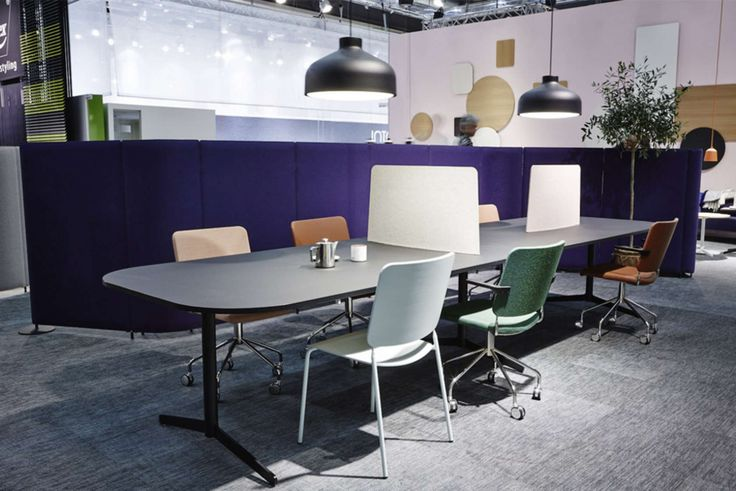 Yes, Please: Edsbyn's Ease, A Post-Consumer Office Partition