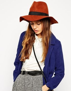 Strong hat game right about here! Bring on autumn! http://asos.to/1r5bfWs