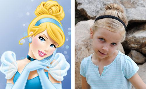 5 Princess Hairdos in 5 Minutes or Less | Get Away Today Vacations - Official Site