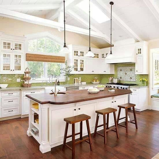 Dream Kitchen Pinterest: 73 Best Images About Vaulted Ceilings On Pinterest