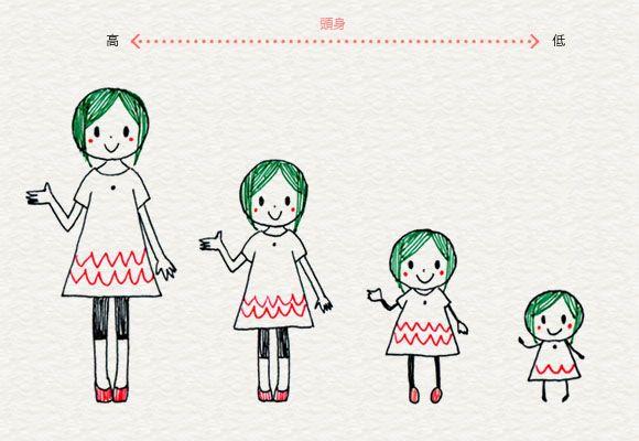 3-3. 全身に挑戦☆ | 4色ボールペンで!かわいいイラスト描けるかな