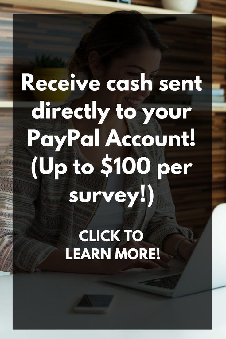 Paid surveys earn more