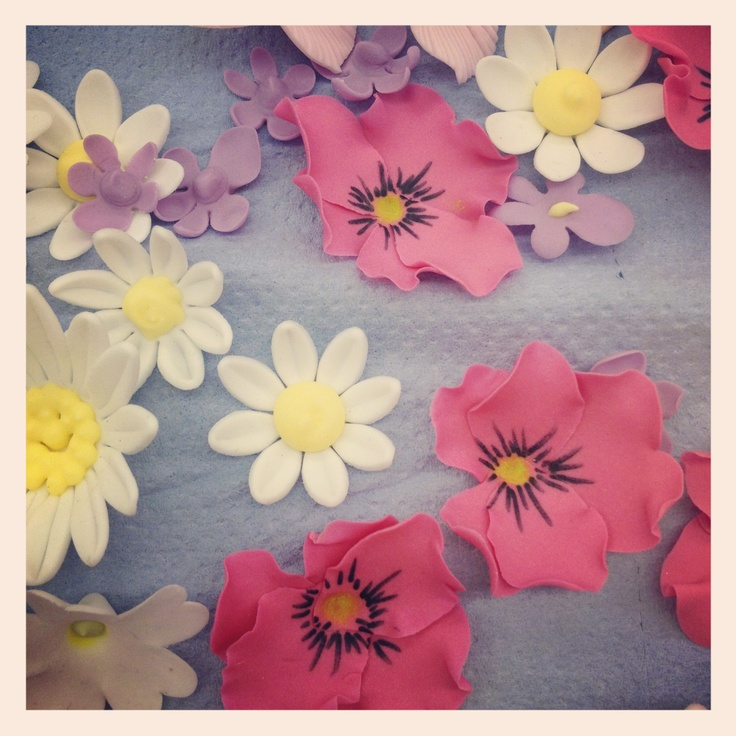 Flowers For Decorating Pictures