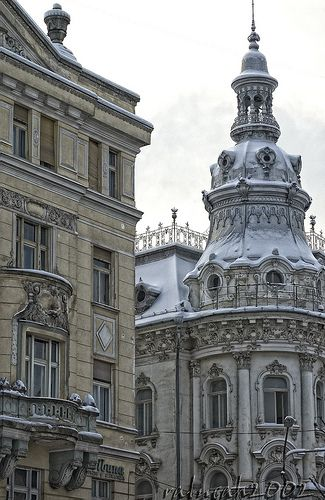 Romania-urban architecture