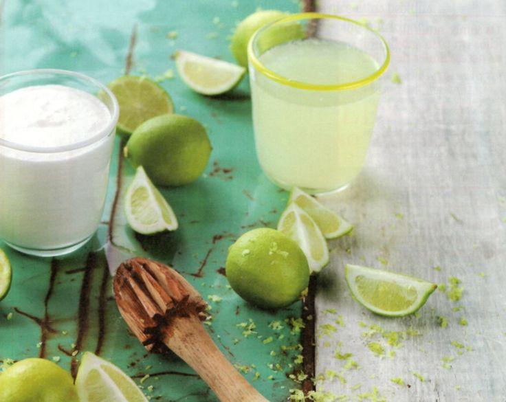 As melhores receitas para a Bimby, dicas, enfim ... tudo e mais alguma coisa sobre Bimby :) - Ingredientes: Açucar / Água / Leite Coco / Lima